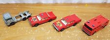 Lot of 4 Vintage Matchbox Series By Lesney No (2) .59 or 73 (1) 35 and 1 Truck