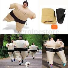 Costume gonfiabile Sumo tute con Ventilatore Costume Per Festa Wrestling Christma
