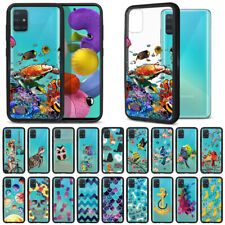 "For Samsung Galaxy A51 A515 6.5"" 2019 Hybrid Bumper Clear Crystal Case Cover"