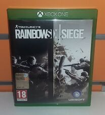 Tom Clancy's Rainbow Six Siege XBOXONE USATO ITA