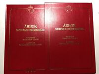 1991 Folder Yearbook Jahrbuch Libro Arbok Norway Norvegia Norge Complete + Box