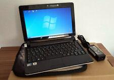 Acer D250 Mini Laptop: Intel N270 / 10 Zoll DP / 120GB SSD / mit Tasche