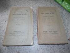 1885.Histoire de Saint Vincent de Paul.2/2.Bussierre
