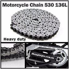 530 136 links Motorcycle Drive Chain for honda yamaha kawasaki suzuki DUCATI