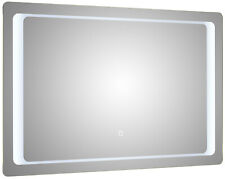 Pelipal Badmöbel > LED Spiegel 02 - gerundet - 110 cm - LED umlaufend