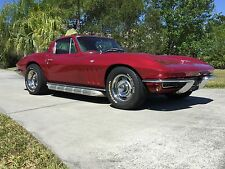 1966 Chevrolet Corvette 2 door hardtop
