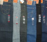 Levis 505 Regular Fit Jeans Many Colors And Sizes 30 31 32 33 34 36 38 40 42 44