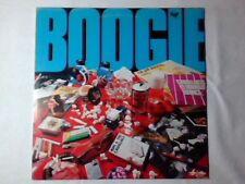 KIM & THE CADILLACS Boogie lp ROBERTO COLOMBO RENEGADES