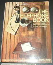 Telephone Book by H.M. Boettinger (1983, Paperback, ...