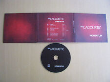 Dieter Böck`s L`acoustic Momentum digipack 12 Page Booklet 10 Tracks CD