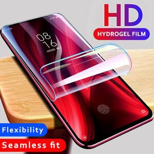 Front 3D Hydrogel Screen Protector For Xiaomi Mi 9T K20 Pro Film