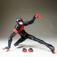 "Hot Spider-Man: Into the Spider-Verse 6"" Miles Morales Action Figure Spiderman"