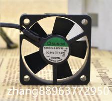 New SUNON Fan KDE2405PFB1-8 DC 24V 1.0W 2 pin 50x50x10mm Z88