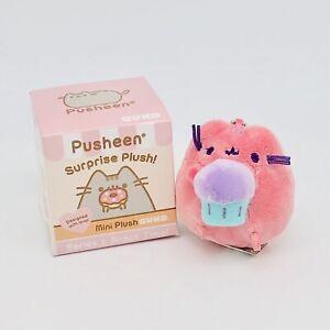 Gund Pusheen Blind Box - Series 1Pink Pusheen Cupcake NEW With BOX And Foil