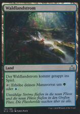 Magic MTG - 191 - Waldlandstrom - Rivalen von Ixalan