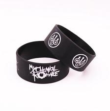 My Chemical Romance Silicone Rubber Wristband bracelet jewelry new 1pcs