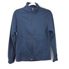 DDX Dri Duck Womens Full Zip Fleece Jacket Small Blue