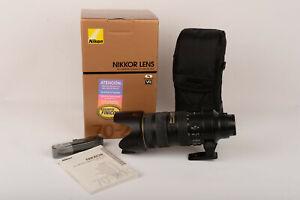 Objetivo Nikon AF-S Nikkor 70-200mm f/2.8G ED VR II