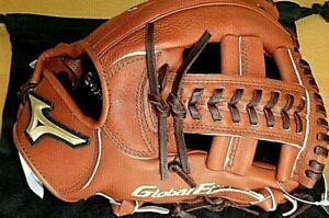 "MIZUNO PRO Jinama leather, R.H. infield glove 11.5"", was $399. MSRP"