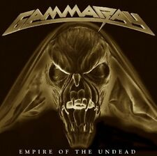 GAMMA RAY - EMPIRE OF THE UNDEAD 2 LP + DOWNLOAD NEW+