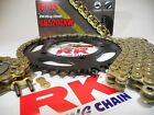 2016-17 Yamaha XSR900 RK GXW520 16/45 OEM Ratio Gold Chain and Sprockets Kit
