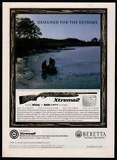 2007 BERETTA Extrema2 Shotgun AD Duck Hunters...Gun ADVERTISING