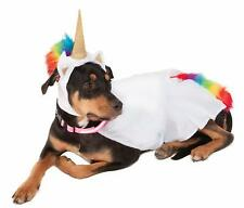 Unicorn Dog Costume with Light up Collar - XXXL - Halloween Fantasy - Rubies NWT