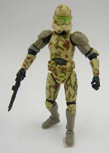 Star Wars Loose Kashyyyk Clone Trooper ROTS ( Order 66 )