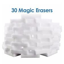 30 PCS Magic Eraser Cleaning Sponge Melamine 3/4 Thick Multi-Functional Cleaner