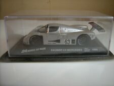 1/43 SAUBER C 9 MERCEDES 24 Heures du Mans 1989