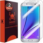 Skinomi Clear (2-Pack) Screen Protector For Samsung Galaxy S7 Edge Full Screen