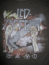 Bravado Label Repro Led Zeppelin Zofo (2Xl) T-Shirt Robert Plant and Jimmy Page