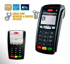 Ingenico iCT250 IP/Dial W/EMV Reader NFC & iPP 220 P-Pad Account Setup Required