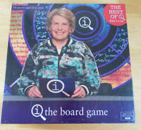 Qi THE BOARD GAME - THE BEST OF Qi EDITION - SANDY TOKSVIG - NEW