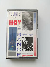 The Quintet of the Hotclub of France - Grappelly / Reinhardt - Cassette Album