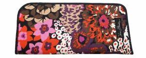 Vera Bradley Authentic Soft Slip-In Eyeglass Case (Large) Flowers New Authentic