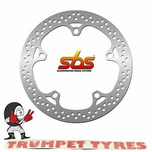 BMW R 1150 RS 01 02 03 04 SBS Front Brake Disc Genuine EO Quality 5016