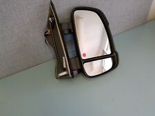 Peugeot Boxer O/S DRIVERS SIDE Door Mirror NEW GENUINE 2006 - 2014 Short Arm