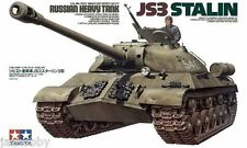 Tamiya 35211 1/35 Scale Military Model Kit WWII Russian Heavy Tank JS3 Stalin
