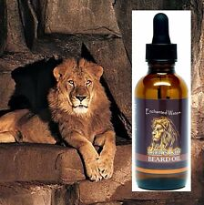 Beard Mustache Growth Oil Grooming Conditioner Grow Thicker Beard Fast Luxurious