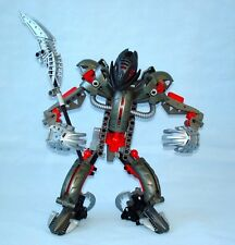 Lego Bionicle MAKUTA 8593 - Original 2003 TERIDAX Mask of Shadows 100% Complete
