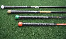 Orange Whip Golf Swing Training Aid - Compact Trainer Model - NEW