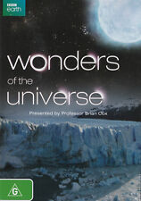 Brian Cox WONDERS OF THE UNIVERSE Brand New but UNSEALED 2-DVD Set Region 4