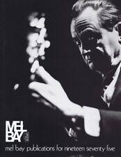 ORIGINAL Vintage 1975 Mel Bay Publications Catalog