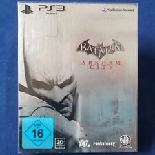 Ps3-PLAYSTATION ► Batman Arkham City-Steelbook Edition ◄ Top