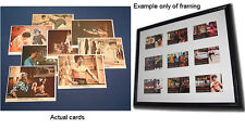Bruce Lee Postcards - Enter the Dragon (English), Rare Post Cards FULL SET