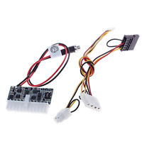 CALISTOUK DC-ATX-160W 12V Pico Switch PSU Car Auto ITX ATX Power Supply Module
