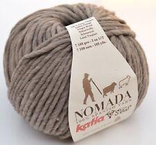 NOMADA KATIA Fb.201 ORGANIC WOOL Wolle Strickwolle Schurwolle Stricken MERINO