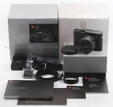 New Leica Q (Typ 116) 24.2 MP Digital Camera w/Summilux 28mm f/1.7 ASPH # 19000