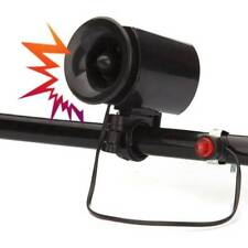 1PC Speaker Electronic Bicycle Horn 6 Bike Bell Loud Sounds Ultra Siren Alarm
